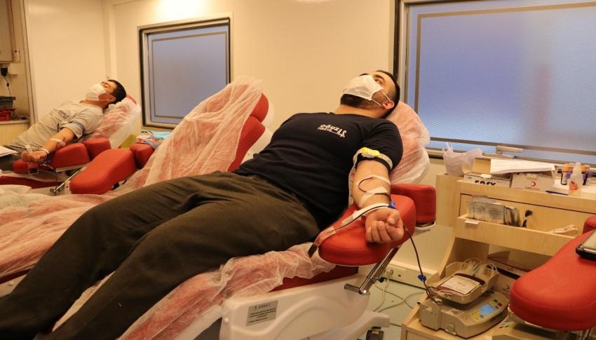 Koronavirüs aşısı olanlar kan verebilir