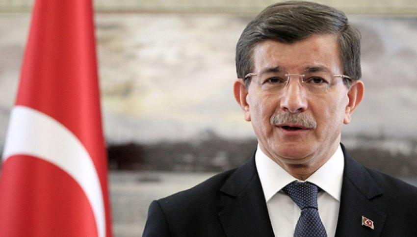 """Davutoğlu'ndan """"19 Mayıs"""" mesajı"""
