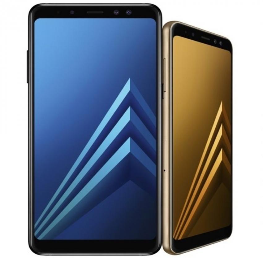 Samsung'dan çift ön kameralı telefon