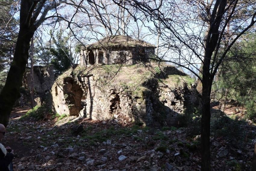 Kurşunlu Manastırı restore edilecek