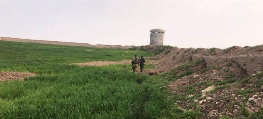 ÖSO Lazkiye'de rejim mevzilerini vurdu