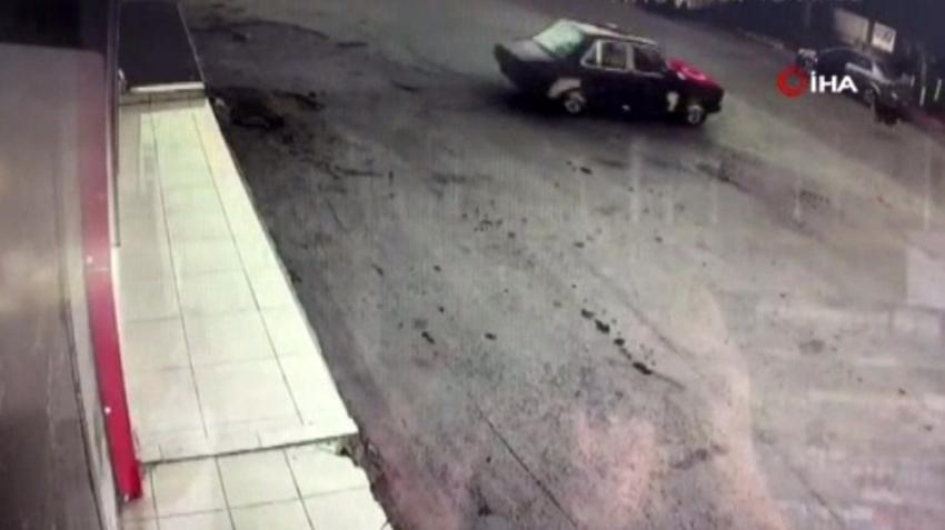 'Drift' ve 'spin' yapan sürücülere 115 bin lira ceza
