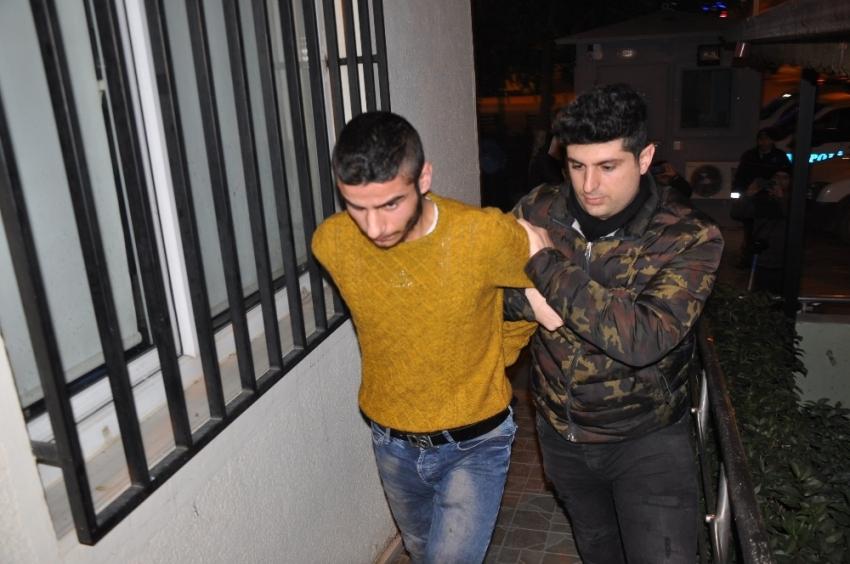 Bursa'da 49 ayrı kaydı olan suç makinesi yakalandı