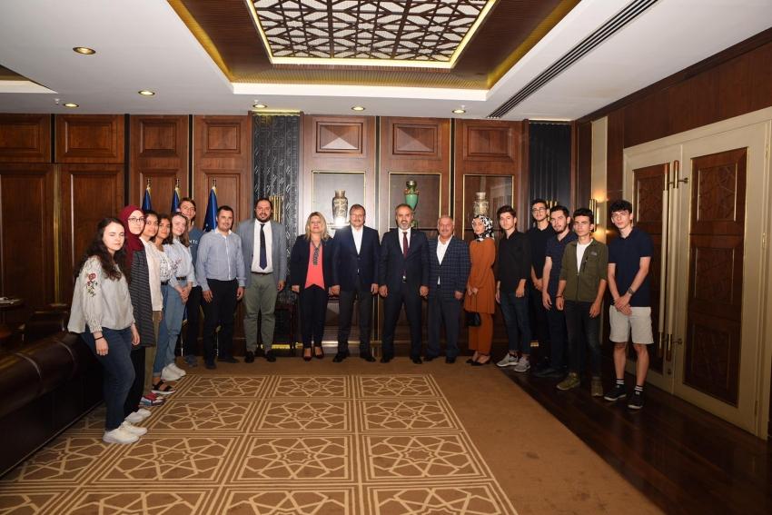 Bursa  Büyükşehir Belediyesi değer katmaya devam ediyor