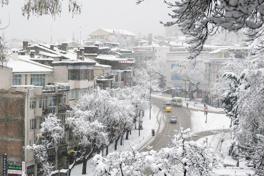 Bursa'dan muhteşem manzaralar