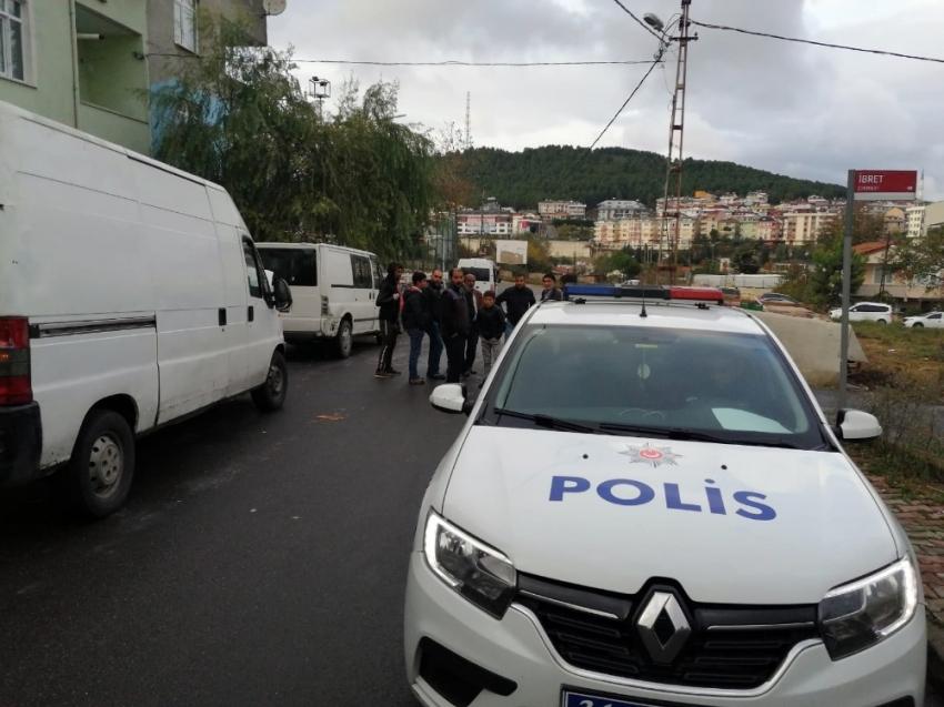 Sarıyer'de polisten kaçan şüpheli Ümraniye'de yakalandı