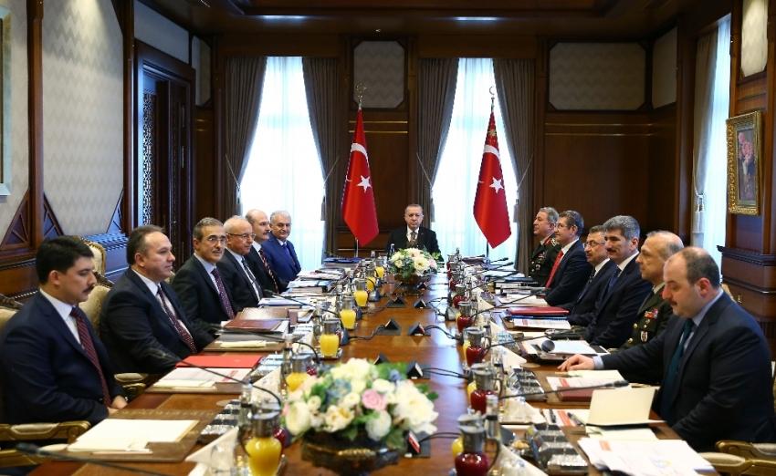 Savunma Sanayii İcra Komitesi Toplantısı başladı