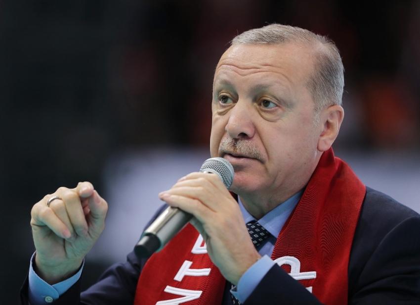Erdoğan'dan Münbiç operasyonu açıklaması