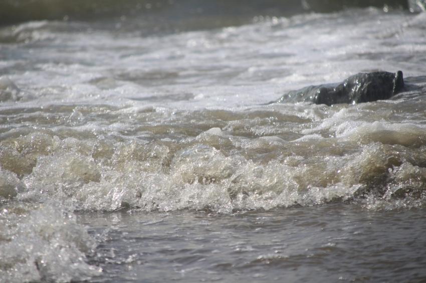 Gazze'de kanalizasyon suları Akdeniz'i kirletti