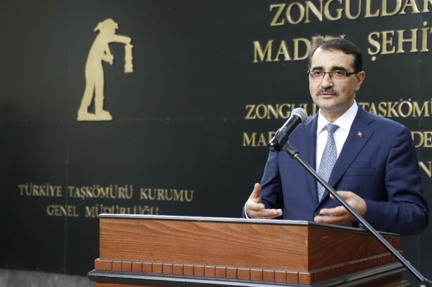 Bakan Dönmez Akdeniz'deki sondaj için tarih verdi