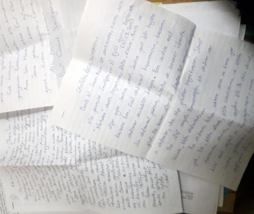 Bursa'da pompalı tüfekle sevgilisini vurmuştu, aşk mektuplarını delil olarak sundu