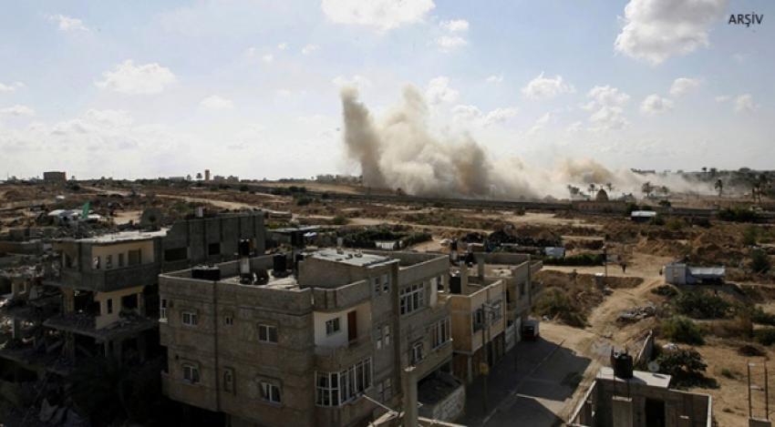 Mısır'daki patlamada 3 kişi öldü