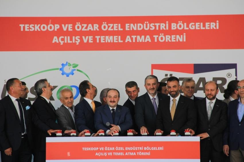"""Bakan Varank:''Yapılacak yatırımın toplamı 22 milyar TL'yi bulacak"""""""