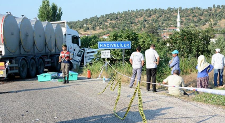 15 Kişinin öldüğü kazaya karışan şoför tutuklandı