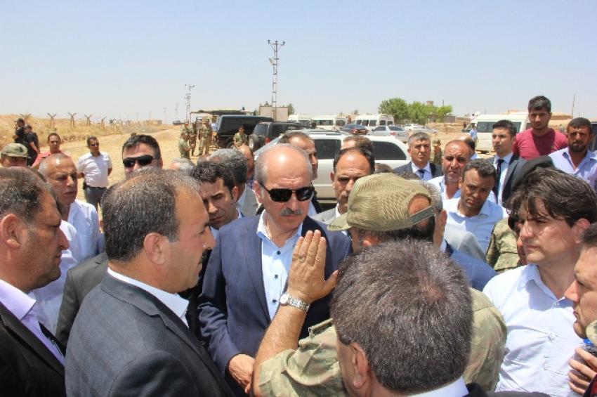 """""""Suriyeliler'in geçişlerine izin verilmeyecek"""""""