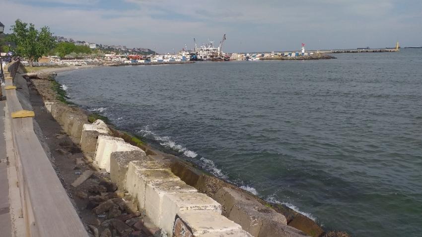 Marmara Denizi'nde şaşırtan görüntü 24 saat geçmeden normale döndü