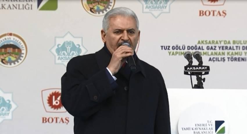 """""""Türkiye'nin geleceği için, çocuklarımızın yarınları için kararımız evet"""""""