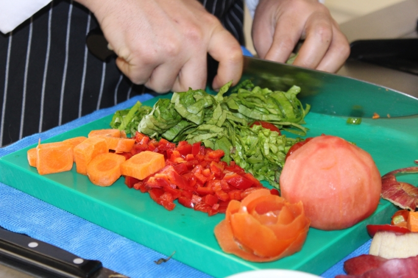 Doğal beslenme akımı: 'Raw Food'