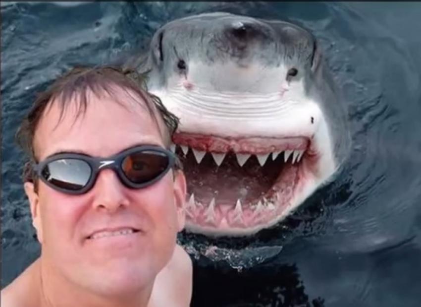 Selfie hiç bu kadar tehlikeli olmamıştı