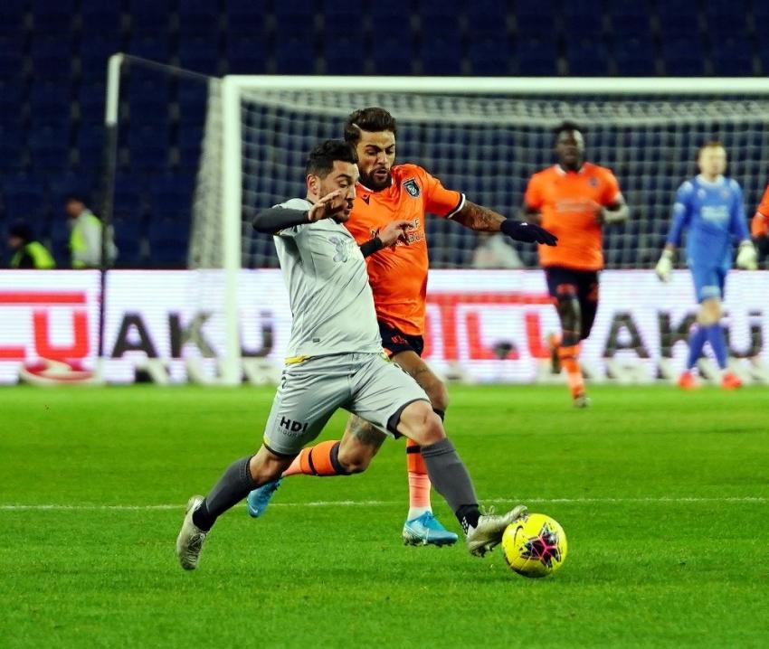 Süper Lig: Medipol Başakşehir: 4 - Yeni Malatyaspor: 1
