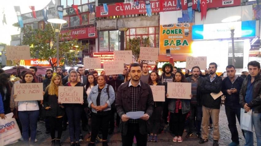 CHP'li gençlerden Kemal Kılıçdaroğlu'na çağrı
