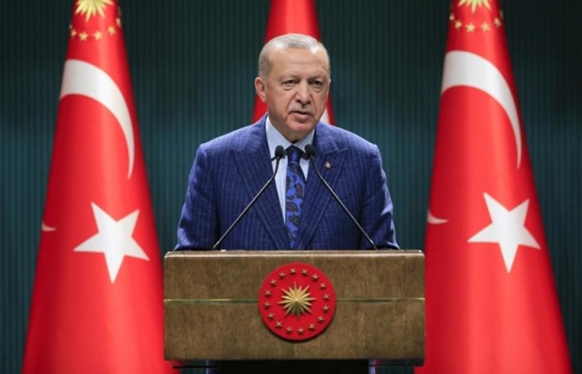 Erdoğan açıkladı! Kısa çalışma ödeneği...