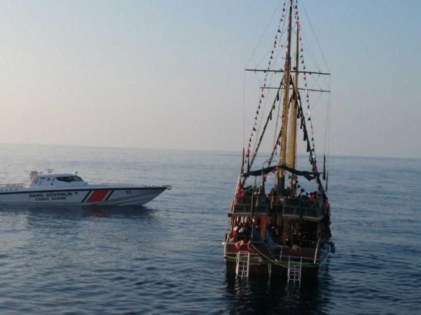 362 kaçak göçmen yakalandı