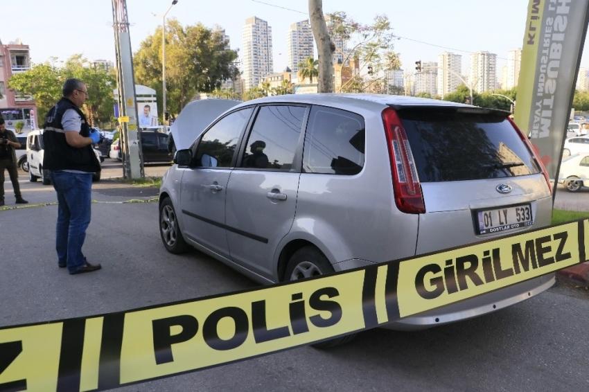 Polislere silahlı saldırı: 1 yaralı