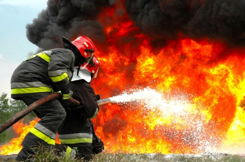 Rus Dış İstihbarat Servisi'nde yangın