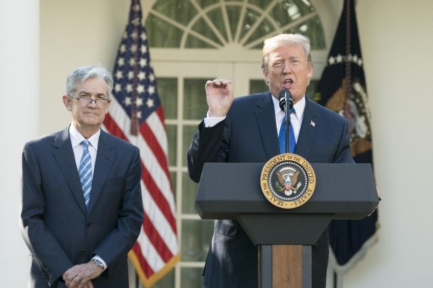 Trump, Fed başkanı adayını açıkladı