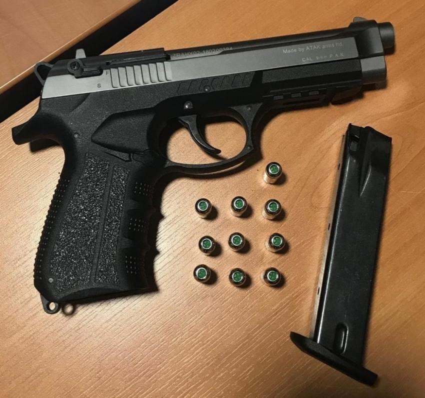 Polis son 1 ayda 19 silah yakaladı
