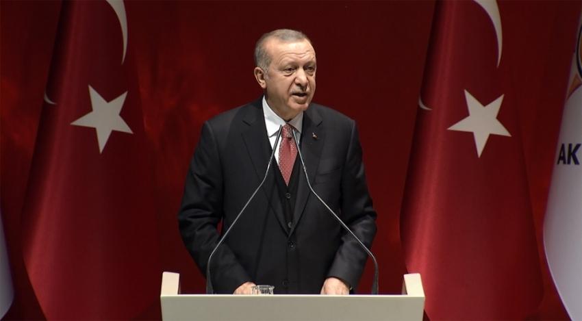 Erdoğan'dan yeni müjdeler