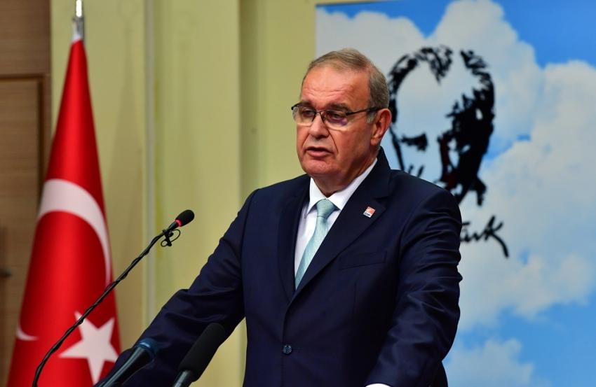 """CHP Sözcüsü Öztrak: """"Hizmet tüm halk için yapılacaktır"""""""