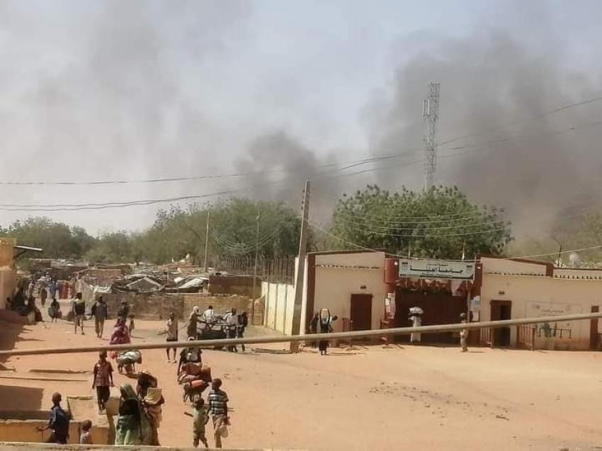 Sudan'ın Batı Darfur bölgesinde çatışma çıktı: 40 ölü, 60 yaralı