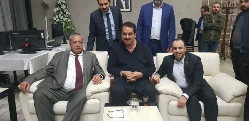 Tatlıses, Erdoğan'ın mitingi için Şanlıurfa'da