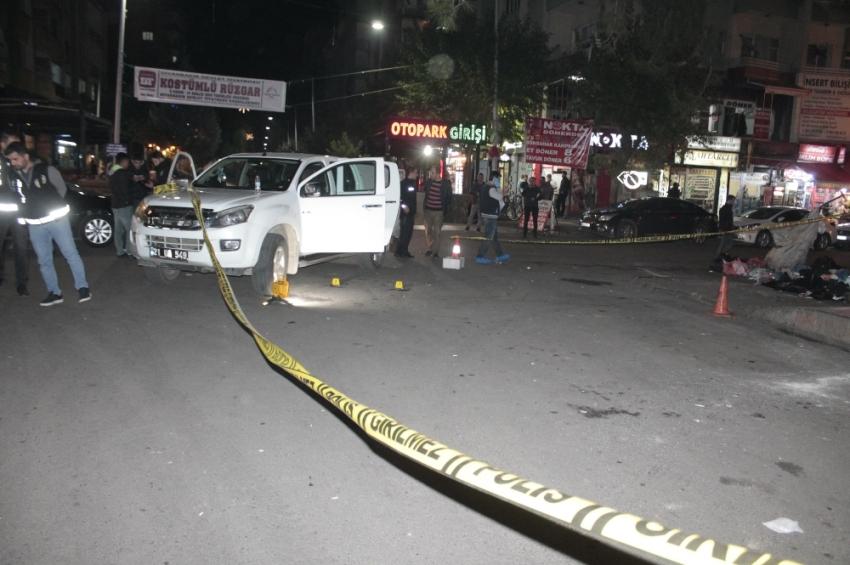 Aracın çarptığı mahalle bekçisi ağır yaralandı