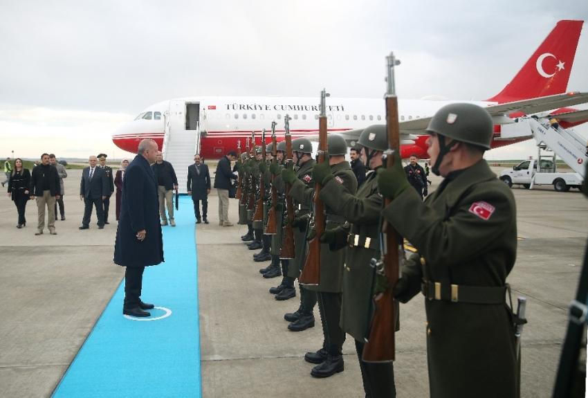 Cumhurbaşkanı Erdoğan Adıyaman'da