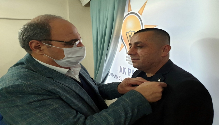 Bursa'da CHP'den AK Parti'ye geçiş