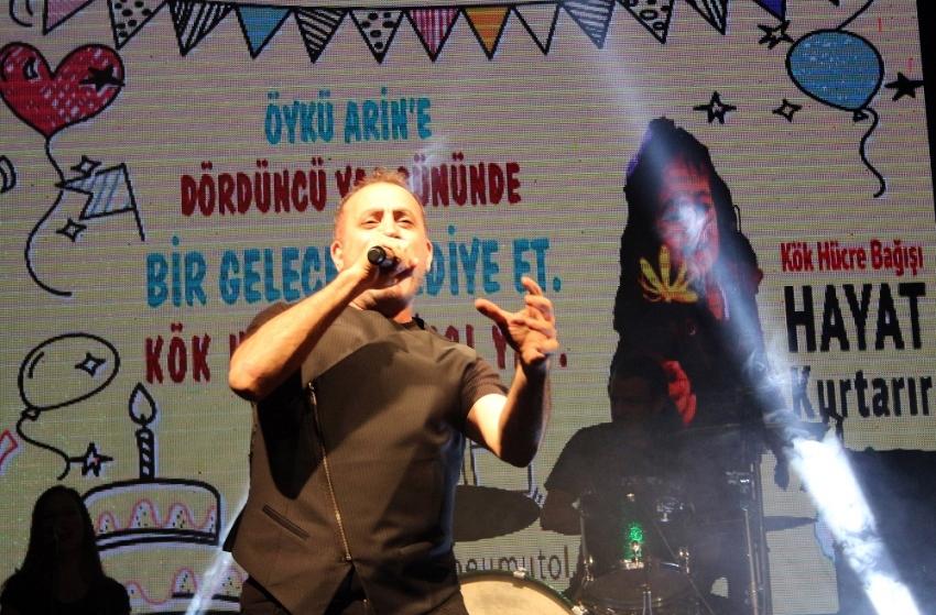 Haluk Levent'ten lösemi hastalarına destek konseri