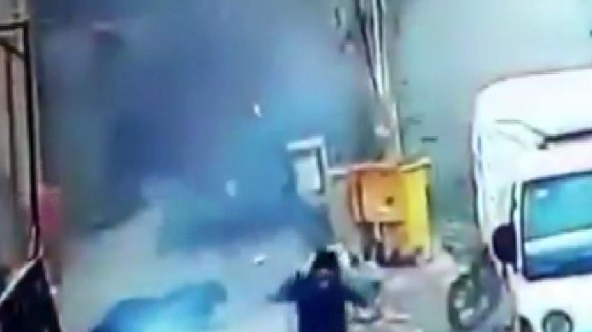 Münbiç'te patlama: 11 ölü, 20 yaralı