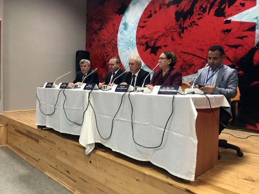 "Heybeliada'da Tarih, Medeniyet ve Adalet"" paneli"