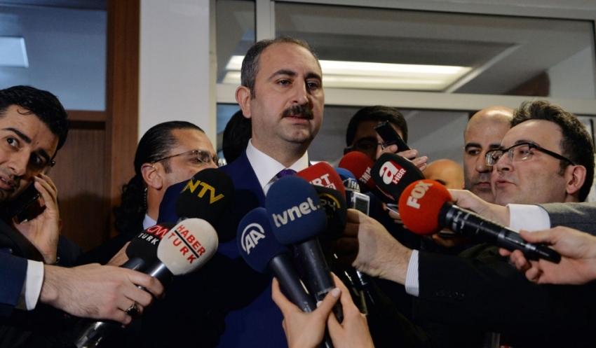 Tutuklu ve hükümlü sayılarını açıkladı