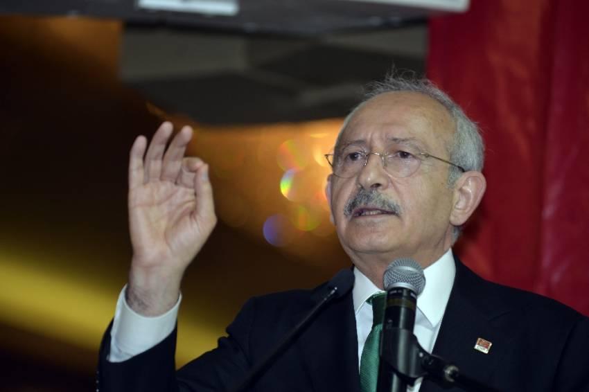 """Kılıçdaroğlu """"mağdurlar"""" üzerinden konuştu"""