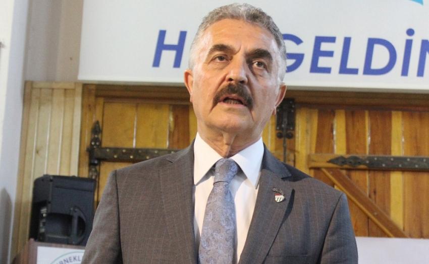"""""""CHP, PKK'nın sözcüsü olmuştur"""""""