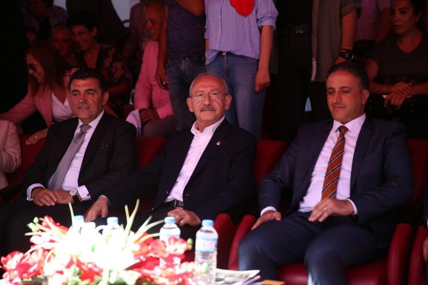"""Kılıçdaroğlu: """"Türkiye'nin gücü üretmekten geçiyor"""""""