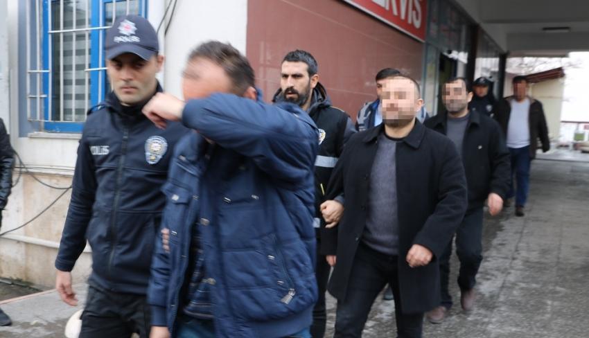 FETÖ'nün komiserlerine operasyon: 19 gözaltı