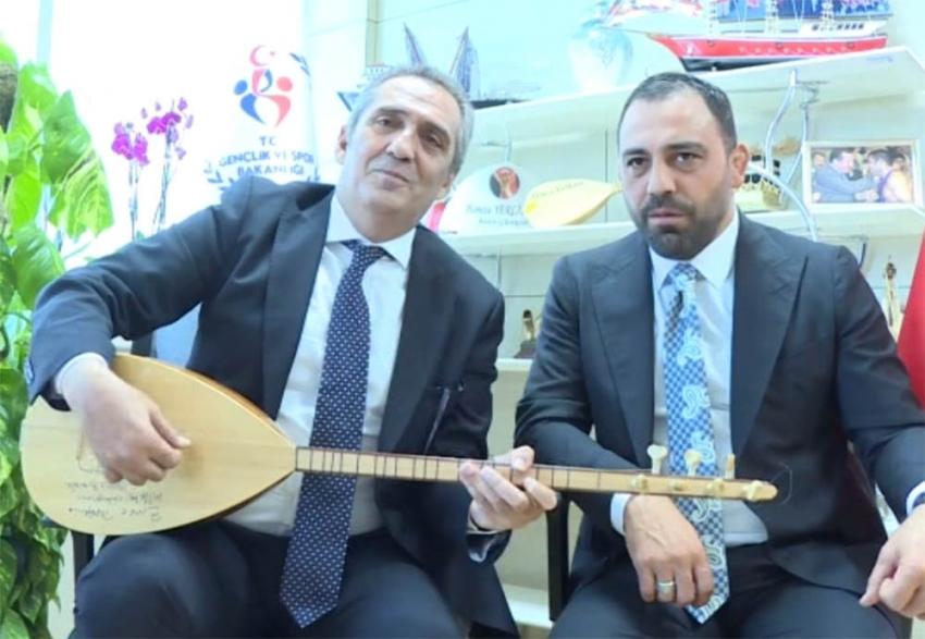 Yavuz Bingöl, Erdoğan ve Mehmetçik için söyledi