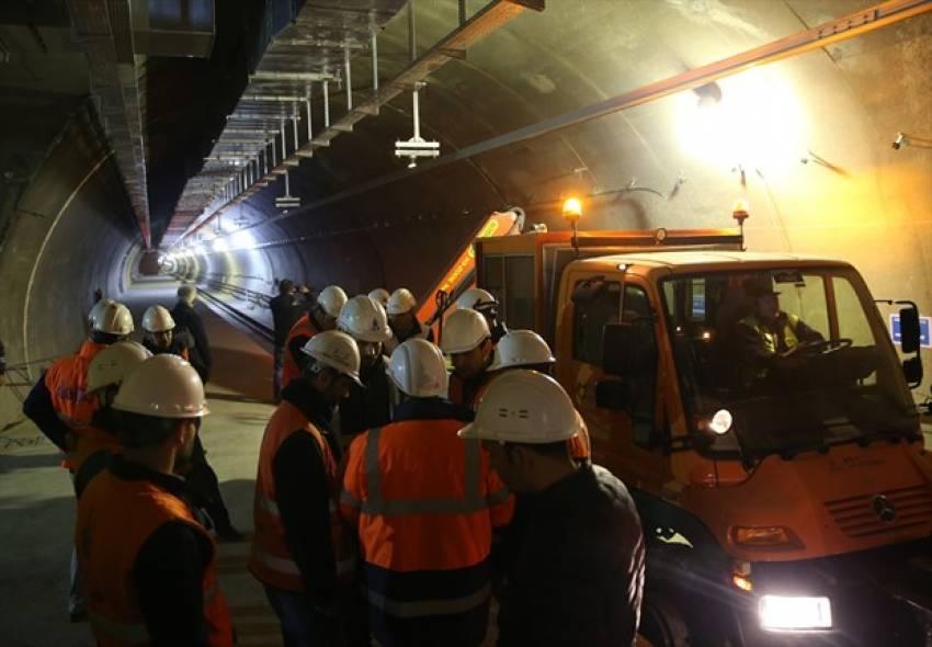 Türkiye'nin sürücüsüz ilk metro hattı