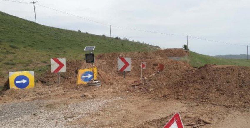 O yol 6 gün sonra kapatıldı