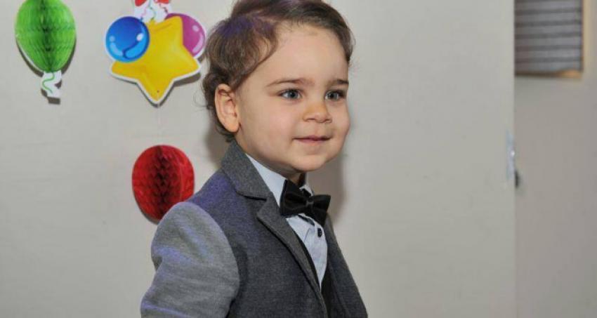 5 yaşında kanserden öldü